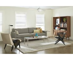 Grove Bookcases - Bookcases & Shelves - Living - Room & Board