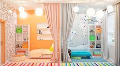 Создание комфортной обстановки для детей – это очень важно и вполне в ваших