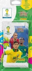 FIFA 2014 World Cup Brasil Adrenalin XL- Karty #WorldCup