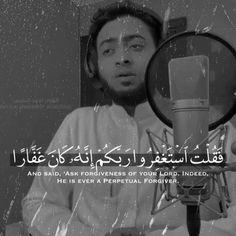 Best Islamic Images, Islamic Videos, Quran Quotes Love, Quran Quotes Inspirational, Allah Islam, Islam Quran, Islamic Phrases, Islamic Quotes, Good Life Quotes