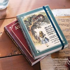 7321 Design Alice lovely hardcover diary vol.15 (OMG!! How awesome are these hardcover diaries!)