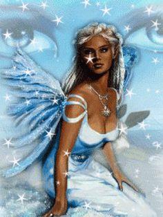 倫☜♥☞倫 Angel or fairy CLICK ON THE PICTURE AN WATCH IT COME TO LIFE. ...♡♥♡♥Love it