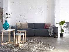 #grijze bank | La vie Jolie | Een hippe woonwebwinkel | online kopen | ZOOK.nl