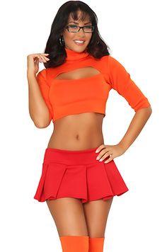 Scooby's Girls: Velma