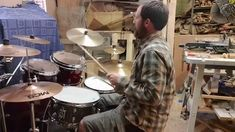 Marc takes a break from furniture making in Somerset to play the drums. Rustic Style, Modern Rustic, Take A Break, Take That, Handmade Furniture, Wooden Furniture, Wood Joinery, Somerset, Furniture Making