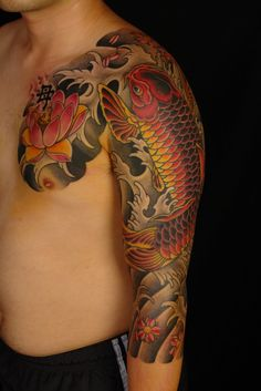 Japanese tattoo designs, the legacy of full-body authentic art - Page 13 of 30