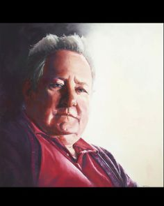 Raelene Sharp - A strength of character-Archibald Prize entrant, 2012