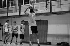 Técnica de tiro, Álex Jordá. 3 de septiembre #UA #UniversidadAlicante #Lucentum #UALucentum #LigaEBA #GrupoEA #baloncesto #basket