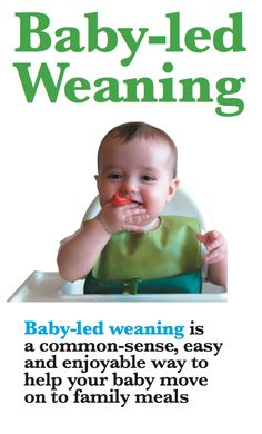 Baby led weaning is getting a lot of attention. Makes sense. Great tips on this pdf.