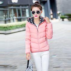 $25.99 (Buy here: https://alitems.com/g/1e8d114494ebda23ff8b16525dc3e8/?i=5&ulp=https%3A%2F%2Fwww.aliexpress.com%2Fitem%2FSnow-wear-wadded-jacket-female-2016-autumn-and-winter-jacket-women-slim-short-cotton-padded-jacket%2F32706762349.html ) Snow wear wadded jacket female 2016 autumn winter jacket women slim short cotton-padded jacket outerwear winter coat women 6 for just $25.99