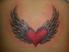 Wings tattoo is very popular from centuries. Here are the 15 best wings Tattoo Designs that can a person should definitely try out. Remembrance Tattoos, Memorial Tattoos, Wing Tattoo Designs, Tattoo Designs And Meanings, Design Tattoos, Palm Tattoos, Body Art Tattoos, Sexy Tattoos, Tatoos