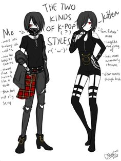 dunno if kpop or Japanese style bruh by CNeko-chan Fantasy Character Design, Character Design Inspiration, Character Art, Anime Outfits, Kids Outfits, Cute Outfits, Undertale Cute, Undertale Fanart, Anime Child