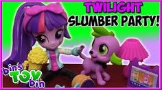 Bins Toy Bin - YouTube My Little Pony Videos, Toy Bins, Slumber Parties, Princess Peach, Toys, Party, Youtube, Toy Boxes, Activity Toys