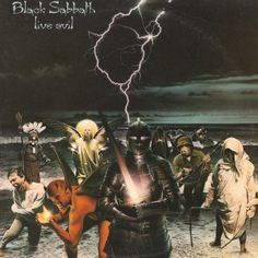 """Black Sabbath, Live Evil***: There's just something clearly wrong about Ronnie James Dio attempting to sing classic Sabbath tracks like """"War Pigs,"""" """"Paranoid,"""" """"Iron Man,"""" and """" Black Sabbath."""" His voice is so completely different than Ozzy's that it fails to live up to the context of the music, a context that took into account Ozzy's less than perfect vocalizations. Ronnie's the better singer, but Ozzy's voice fits this material better. 12/14/15"""