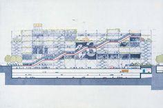 centre george pompidou - Buscar con Google