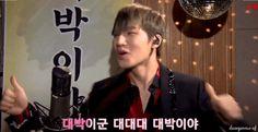 Daesung Daencing on Fantastic Duo 2