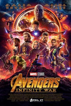Words can't even begin to describe the level of excitement I am in, with the anticipation to watch the Avengers: #InfinityWar