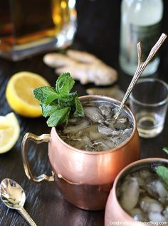 Kentucky Iced Tea Cocktail - Celebrations at Home