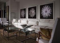 Living Room by Michael Dawkins Home