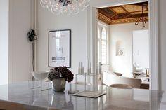 Scandinavische puurheid met Parijse flair / www.woonblog.be