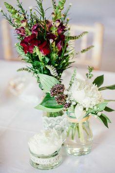 a DIY filled English country wedding in Yorkshire | uk wedding blog