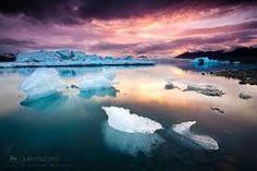 نتيجة بحث الصور عن ice sunset