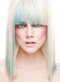 Magazine: L'Officiel Beauty  Photographer: Thomas Knieps  Make up: Diana Galante