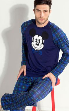 MICKEY CHICAGO. Diversão e conforto garantidos. MIXTE PIJAMAS • DISNEY • Fall-Winter 2016