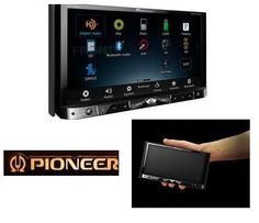 Pioneer AVHP8400 / AVH-P8400BH / AVH-P8400BH In-Dash 2-DIN DVD Receiver with 7.0 LCD by Pioneer. $545.95. Auxiliary Input MP3/WMA Dual USB MADE for IPOD PANDORA DUAL RGB HD Radio Bluetooth w/ A2DP 3 HI-VOLT Pre-Outs Advanced App Mode Navigation READY Mixtrax