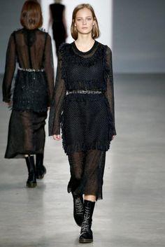 2014 - 2015 Sonbahar Kış Bayan Giyim Modası - Calvin Klein Collection
