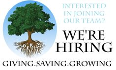 We're Hiring!! Join Our Team