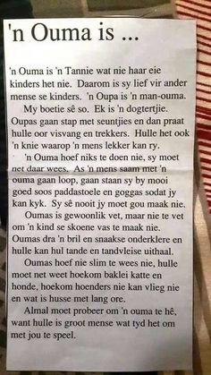 Ek droom van die dag....... Prayer Verses, Bible Verses Quotes, Life Quotes, Pumas, Quotes About Grandchildren, Mom Poems, Mom Prayers, Afrikaanse Quotes, Twisted Humor