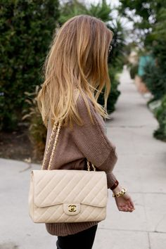 On the wish list..  -CHANEL 2.55 BAG #fashion #style