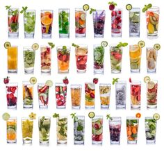 How to Infuse Water + Refreshing Infused Water Recipes using Fresh Produce Healthy Water, Healthy Detox, Healthy Drinks, Easy Detox, Flavored Water Recipes, Water Infusion Recipes, Water Diffuser Recipes, Flavored Waters, Infused Waters