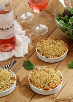Crumble aux légumes du soleil Summer Dishes, Cheesecakes, Fried Rice, Side Dishes, Good Food, Veggies, Quiches, Ethnic Recipes, Cooking Stuff
