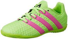 €24.09 in Gr. 36 2/3 * adidas Ace 16.4 IN, Unisex-Kinder Fußballschuhe