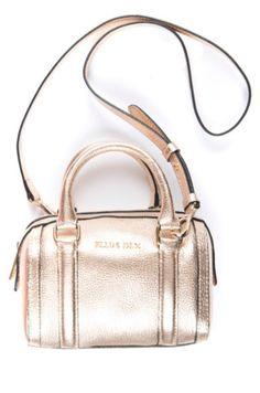 Mini Bag Ellus em couro 44ZW140 www.aslita.com.br