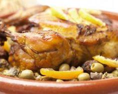 Tajine de poulet au citron confit : http://www.fourchette-et-bikini.fr/recettes/recettes-minceur/tajine-de-poulet-au-citron-confit.html