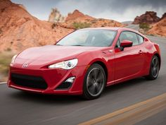 Top 20 Vehicles for Getting Tickets.  No.3: Scion FR-S at 32.6%