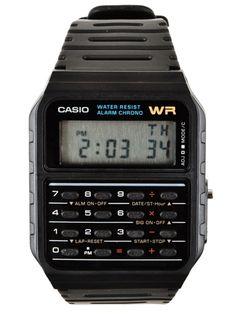 CA-53W-1 Casio Ani-Digi Resin Watch | Shop American Apparel ($20-50) - Svpply