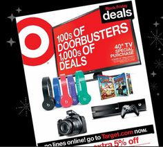 Target Black Friday Ad 2014 Released!
