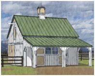 List of free horse barn plans