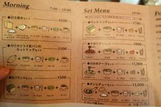 おしゃれ メニュー表 - Google 検索 Menu Design, Food Design, Menu Book, Editorial Design, Layout, Graphic Design, Google, Page Layout