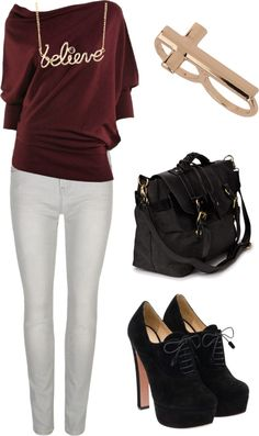 """Sunday Morning"" by midnight-fire-love on Polyvore"