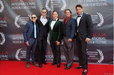 The International La Jolla Fashion Film Festival with Ben, Patrick Szydlik, Michael Stervinou, John Michael, and Marco De Ornella