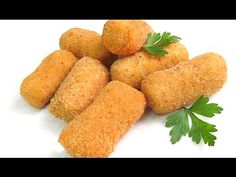 Croquetas de Pollo - YouTube