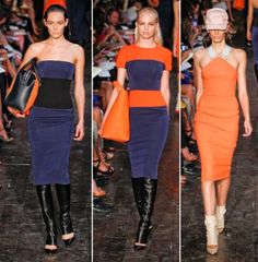 Celebrities who wear, use, or own Victoria Beckham Spring 2012 Two-Tone Dress. Also discover the movies, TV shows, and events associated with Victoria Beckham Spring 2012 Two-Tone Dress. Women's Dresses, Dresses 2014, Evening Dresses, Slim Fit Dresses, Panel Dress, Fashion Show, Fashion Design, Nyc Fashion, Fashion 101