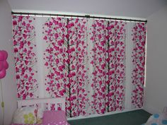 marimekko fabric curtains - Google Search