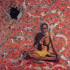 Artist Lin Onus had a way of stimulating empathy by giving people something to connect with Aboriginal Art Animals, Aboriginal Painting, Aboriginal Artists, Indigenous Australian Art, Indigenous Art, Australian Painters, Australian Artists, Underwater Photography, Medium Art