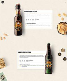 Too clean to doubt Homepage Design, Newsletter Design, Email Design, Brochure Design, Branding Design, Wine Supplies, Beer Shop, Beer Company, Website Design Inspiration